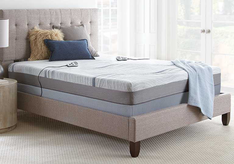 Adjustable Air Beds Canada Large Size Of Sears Bunk