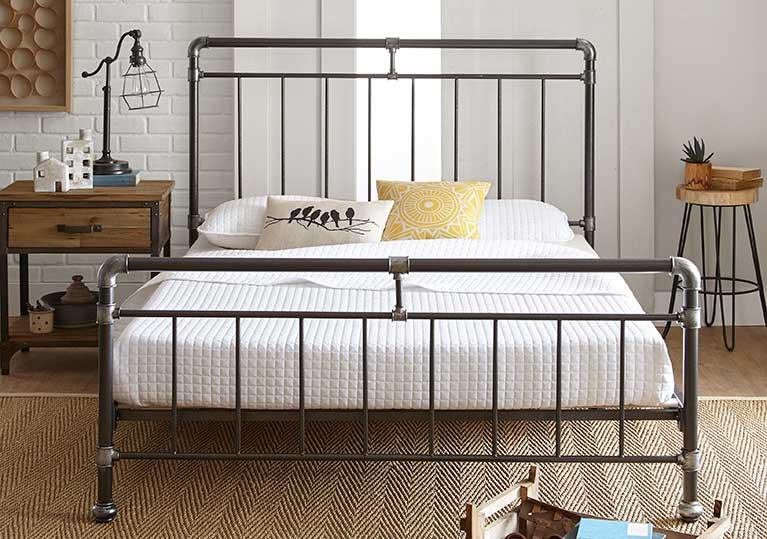 platform beds boyd sleep. Black Bedroom Furniture Sets. Home Design Ideas
