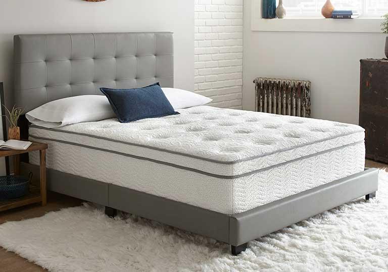Hybrid Innerspring Beds Boyd Sleep